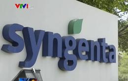 Thương vụ mua lại Syngenta của ChemChina đạt bước tiến lớn