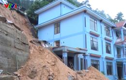 Mưa lớn gây thiệt hại nặng nề tại Hà Giang