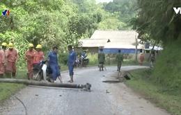 Các tỉnh nỗ lực khắc phục thiệt hại do mưa lũ
