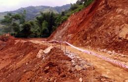Hệ thống đường bộ cơ bản được khắc phục sau mưa lũ