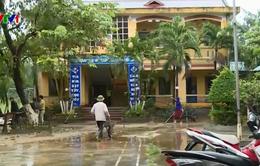 Các trường học ở TT-Huế nỗ lực khắc phục hậu quả mưa lũ