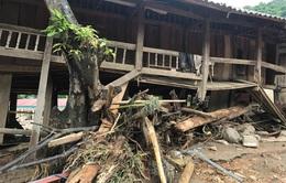 Mưa lũ ở miền núi phía Bắc: 23 người thiệt mạng, 228 căn nhà bị cuốn trôi