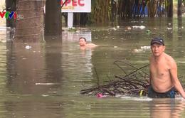 Nghệ An: Mưa lũ khiến 2 người chết và 1 người mất tích