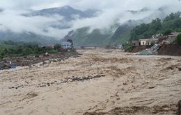 Mưa lũ ở Yên Bái và Sơn La: 8 người thiệt mạng, hơn 400 nhà bị lũ cuốn trôi
