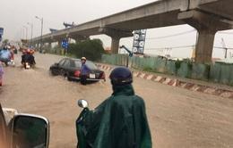 Chính quyền TP.HCM hỗ trợ khắc phục hậu quả cơn mưa lớn