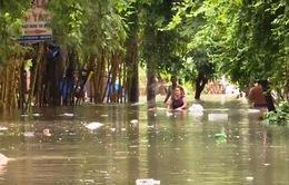 Áp thấp nhiệt đới đã suy yếu