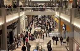 Mỹ: 25% trung tâm mua sắm sẽ đóng cửa trong 5 năm tới