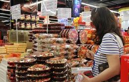 Kênh mua sắm hiện đại tiếp tục tăng trưởng tốt ở thị trường thành thị