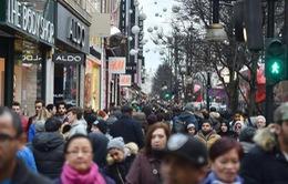 Anh dẫn đầu thế giới về số người chuyển sang mua sắm trực tuyến