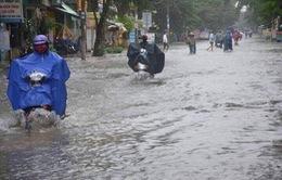 Quảng Bình đến Quảng Ngãi mưa to, nguy cơ cao xảy ra lũ quét