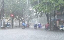 Bắc Bộ tiếp tục có mưa lớn