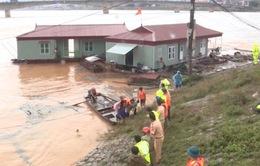 Ban chỉ đạo TƯ về phòng chống thiên tai kiểm tra tình hình mưa lũ tại Hòa Bình
