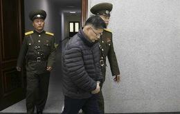 Mục sư Canada về nước sau khi được Triều Tiên trả tự do