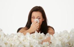 Ngừa viêm mũi dị ứng khi trời chuyển lạnh
