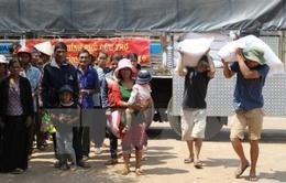 12 tỉnh xin hỗ trợ gạo cứu đói Tết Nguyên đán