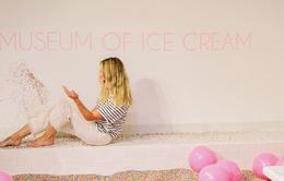 Bảo tàng kem – nơi kết hợp món ăn vặt và nghệ thuật tại Mỹ