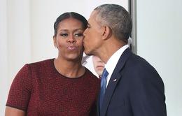 Nhà Obama ký hợp đồng viết hồi ký trị giá 60 triệu USD