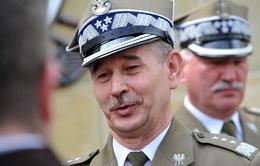 Tổng Tham mưu trưởng quân đội Ba Lan từ chức