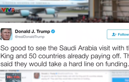 Chiến dịch cô lập Qatar liên quan tới chuyến công du của Tổng thống Mỹ