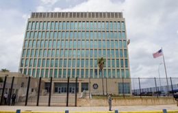 Mỹ xem xét đóng cửa Đại sứ quán tại Cuba