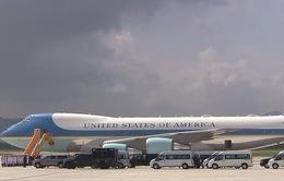 Video: Tổng thống Hoa Kỳ Donald Trump đến Đà Nẵng