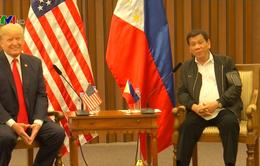 Mỹ và Philippines cam kết tự do hàng hải trên Biển Đông
