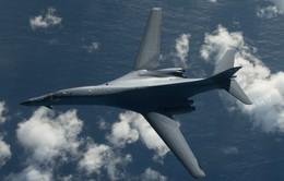 Mỹ điều máy bay ném bom  B-1B Lancer tới Hàn Quốc tập trận