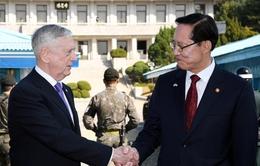 Mỹ - Hàn thảo luận các biện pháp tháo gỡ vấn đề Triều Tiên