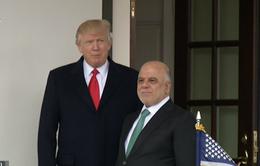 Mỹ tăng cường hỗ trợ Iraq chống IS
