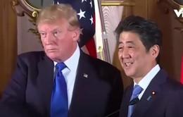 Nhật Bản - Mỹ gia tăng sức ép lên Triều Tiên