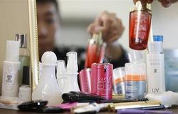 Ngành mỹ phẩm Hàn Quốc hy vọng phục hồi tăng trưởng