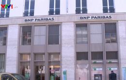 Mỹ phạt ngân hàng BNP Paribas của Pháp 246 triệu USD