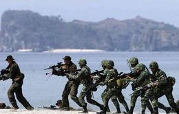 Mỹ và Philippines tập trận chung thường niên