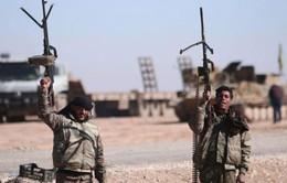 Lực lượng do Mỹ hậu thuẫn bắt đầu chiến dịch Raqqa