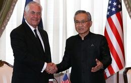 Mỹ cải thiện quan hệ với Thái Lan