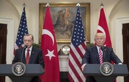 Mỹ và Thổ Nhĩ Kỳ cam kết cải thiện quan hệ