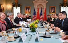 Đối thoại an ninh, ngoại giao Mỹ - Trung