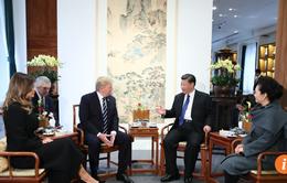 Mỹ - Trung Quốc bắt đầu các cuộc hội đàm