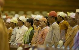 Myanmar bầu cử Quốc hội giữa kỳ
