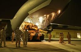 Các lực lượng đặc nhiệm Qatar và Mỹ tập trận chung