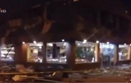 Nổ nhà hàng trong đêm Giáng sinh ở Ecuador, 11 người thương vong