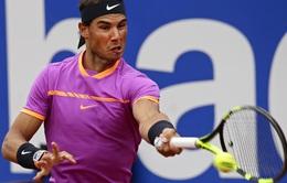 Vòng 3 giải quần vợt Barcelona mở rộng 2017: Nadal dễ dàng đi tiếp