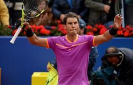 Tứ kết Barcelona mở rộng 2017: Rafael Nadal - Hyeon Chung: Không có bất ngờ