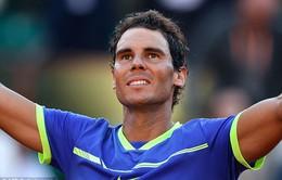 Pháp mở rộng 2017: Thắng chóng vánh Dominic Thiem, Nadal hẹn Wawrinka tại chung kết