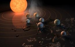 Phát hiện 7 hành tinh to bằng Trái Đất có thể có sự sống
