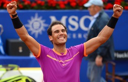 Chung kết Barcelona mở rộng 2017: Cú Decima cho Rafael Nadal