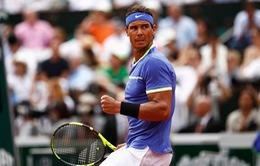 Nhìn lại kỳ tích vô tiền khoáng hậu ở Pháp mở rộng của Nadal