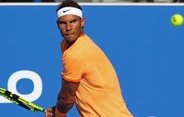 Vòng 1 Brisbane International: Nadal mở màn thành công