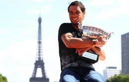 "Rafael Nadal: ""Sau danh hiệu thứ 10 sẽ là thứ 11..."""