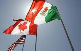 Mexico và Canada khẳng định NAFTA phải được đàm phán lại giữa 3 bên